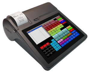 GPOS Gerrard Point of Sale Adelaide Uniwell Uniwell4POS All-in-One POS HX-2500-PRD #compactposwithoutcompromise #uniquelyuniwell
